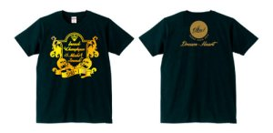 画像1: TOUR2014「Dream-Heart」:Tシャツ